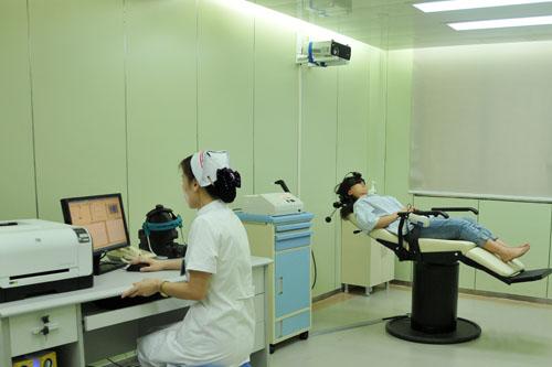 眩晕诊疗设备